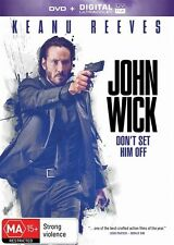 Action & Adventure DVDs John Wick Blu-ray Discs