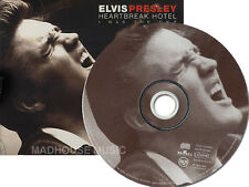 ELVIS PRESLEY CD Heartbreak Hotel 4 TRACK USA PROMO Picture Disc UNPLAYED