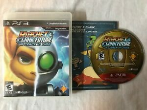 Ratchet & Clank Future A Crack In Time Playstation 3 PS3 - Complete