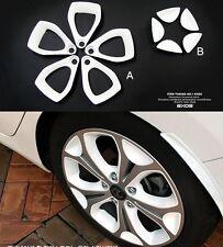 Painted Spoke Wheel Cap Cover Set 4 Wheels For Hyundai Elantra GT i30 2012 2016
