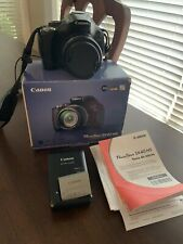 Canon PowerShot SX40 HS System 12.1 MP Digital Camera With Box Full HD 1080