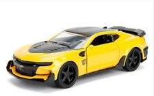 JADA 1:32 Transformers 5 Bumblebee 2016 Chevrolet Camaro Diecast Model Car NIB