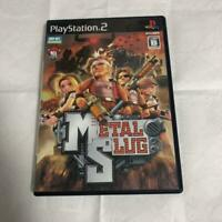 PS2 Metal Slug SNK Playmore Sony PlayStation 2 Game Software Import Japan