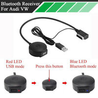 Car Bluetooth 4.0 Receiver Adapter Cable AMI MDI Works with Apple Android Phone