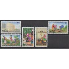 Kenya - 1994 - No 577/581 - Artisanat ou métiers