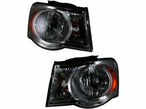 Headlight Assembly Set For 07-09 Chrysler Aspen VR73K8