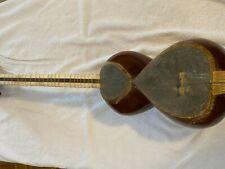 Shahroukh Persian Tar Antique Instrument Shahrukh