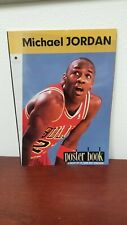 Michael Jordan poster Book by Atlanta press THE LAST DANCE