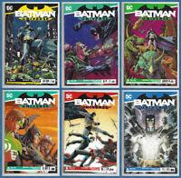BATMAN UNIVERSE #1 2 3 4 5 6 SET Giant Green Arrow Lantern DC 2019  NM- NM