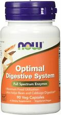 NOW FOODS, OPTIMAL DIGESTIVE SYSTEM Enzyme 90 Veg. Kapseln SUPER PREIS