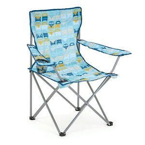 Volkswagen / VW Folding Camping / Festival Chair - Officially Licenced Product -