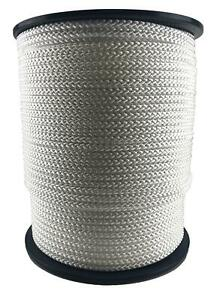 White Bondage Rope, Soft To Touch Rope - Select Your Diameter and Lot Length