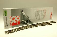 Piko A-Gleis BWR-R3 55228 Bogenweiche rechts H0 NEU und OVP