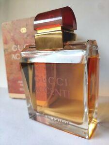 Vintage Gucci Accenti EDT 100ml women's perfume