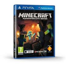 Minecraft PS Vita - Game For Sony Playstation Vita NEW & SEALED