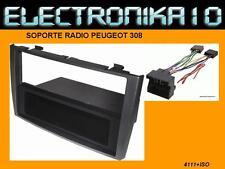 MARCO Soporte auto-radio PEUGEOT  308 MARCO RADIO 1/2 DIN + CONEXION ISO