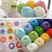 50G Crochet Yarn Milk CottonChildren Supplies Yarn Knitting hand HC Crochet