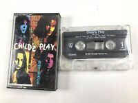 Childs Play Rat Race USA Cassette Tape 1990 Chrysalis Records