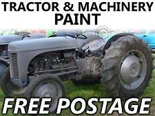 "Tractor Agri Enamel Paint ""Ferguson Grey"" TE20 1LT"