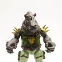 """Rocksteady RHINO Teenage Mutant Ninja Turtles TMNT 5""""  Playmates Toy Figure #s2"""