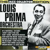 Louis Prima Orchestra The Jazz Collector Edition (CD LaserLight 1991)