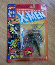 1993 ToyBiz The Uncanny X-Men Action Figure Wolverine 5th edition Kaybee Exclus