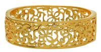 Guess Damen Armreif Metall Gold Jasmine UBB71516-S