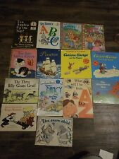 Childrens Books Bedtime & Story Time (LOT OF 14) Paperback & hardcover