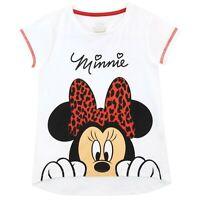 DIsney Minnie Mouse T-Shirt I Girls Minnie Mouse Tee I Kids Minnie Mouse Top