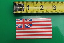 Hawaii Great Britain Flag International Surfing Skateboarding Misc Music Sticker