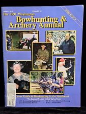 The 1997 Washington Bowhunting & Archery Annual Publication THIRD EDITION