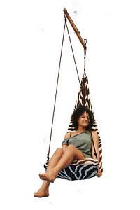 Flying Chair Hängesessel Relax-Sitz Schaukelsitz Hängesitz Hängesessel Schaukel