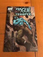 Rogue Trooper #4 (2014) IDW