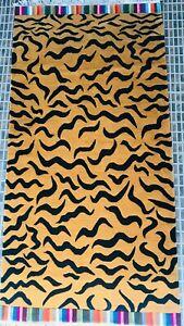 Tibetan Tiger stripe carpet