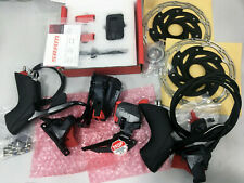 SRAM FORCE e-Tap AXS HRD 2x12-Speed Upgrade Set with Hydraulic Disc Brakes 2019