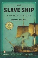 The Slave Ship: A Human History by Marcus Rediker Paperback Like New
