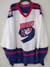 Crossbar Authentic Prince Edward Island Rocket Hockey Jersey Sz XL