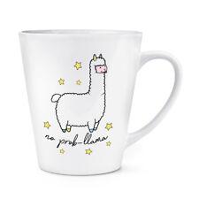 Non Prob-Lama 341ml Latte Tasse - Lama Drôle