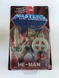 New In Box Mattel Masters of the Universe He-Man 54912