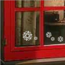 Deko-Aufkleber mit Fenster
