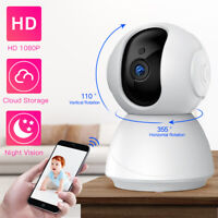 HD 1080P Wireless WIFI Pan Tilt Security IP Camera IR Night Home Baby Monitor