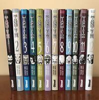 Death Note 1-12 manga completo Tsugumi Ohba Takeshi Obata Glenat Español
