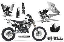Kawasaki KX85 KX100 2001-2013 Graphics Kit CREATORX Decals SPELL W