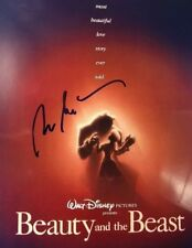 Alan Menken signed autographed 8x10 Beauty and the Beast Poster photo