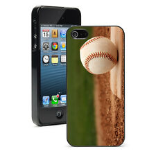 For iPhone X XS Max XR SE 5 6 6s 7 8 Plus Hard Case Cover 203 Baseball On Field