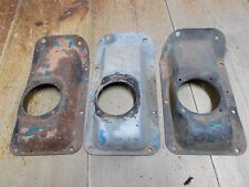 Jeep Willys CJ2A CJ3A Civilian style shift tower cover  (S37)