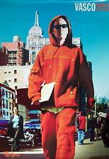 VASCO poster BUONI O CATTIVI 2004 nuovo (H.15)