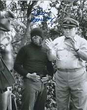 Tim Conway autographed 8x10 photo with COA by CHA