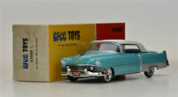 GFCC TOYS 1:43 1954 Cadillac Eldorado Convertible  Alloy car model Blue