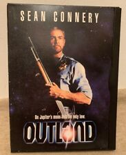 Outland DVD 1981 Warner/Ladd Sean Connery Peter Hyams Science Fiction VG!!